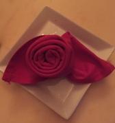 belle napkin
