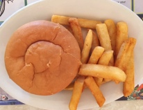 plaza burger