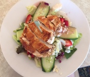 plaza salad